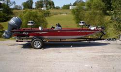 The Eagle Talon series of bass boats provides anglers new options in G3 quality and performance. The Talon's all-aluminum construction is enhanced by superior features, including a wide body 92-inch beam, exceptional lockable storage, 33-gallon livewell,