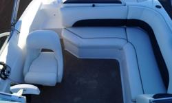 SOLD 2014 Hurricane SD 187 I/O When you're looking for a family boat, there's only one thing that you want: Everything. You need a boat that's ready to play hard and perform well, trip after trip, year after year, no matter what adventure you have in