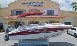 2014 Hurricane SunDeck Sport SS 220 OB, Marine Connection: South Florida's #1 Boat Dealer! Cobia, Hurricane, Sailfish Pathfinder, Sportsman, Bulls Bay, Rinker & Sweetwater new boats plus the largest selection of pre-owned boats. View full details and 44
