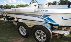2014 LegendMarine Alpha 191 2014 Legend 191 Low hrs Awesome color scheme great electronics. Ready for tournament fishing Undoubtedly the world?s finest 19 footer. The Alpha 191 is a 19 footer with decks so massive and storage so cavernous, you?d never