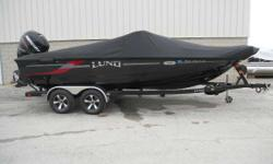2014 Lund 208 Tyee A sleek and unmistakable ride. The Lund 208 Tyee GL fiberglass fishing boat is designed with all the features that only a Lund fishing boat can offer. The IPS-2 fishing boat hull and fiberglass boat shell provides incredible