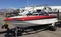 Taylor's Boats, Utah's exclusive dealer for Cobalt, Malibu, Axis and Bennington boats, is offering this 2014 Malibu Response txi direct drive. Malibu is the highest quality, number one selling wakeboard, waterski, surf boat in the world! This boat has a