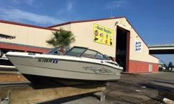 2014 Monterey 186MS on the Florida / Alabama Gulf Coast. The 186MS is sure to get your pulse racing. Excitement and adventure are just a few ways to describe the voyages you'll soon be taking with your Monterey 186MS. The 186MS is loaded with