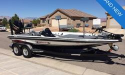Actual Location: Saint George, UT You can own this vessel for as little as $576 per month. Fill out the contact form to learn more!If you want a brand new boat look no further! This boat still needs broken in! It is ready to get you out there on the water