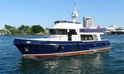54' Privateer Pilothouse Trawler DON PIPO This Dutch treat was built at the Privateer yard in Uitwellingerga, Holland by an open checkbook owner who is in the commercial maritime industry. Additionally, the owner is a long-time boater and was selective in