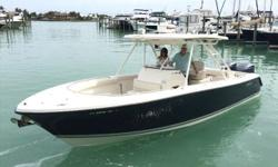 FOR QUESTIONS CONTACT: NICHOLAS 561-568-2600 or nicholas@26northyachts.com 2014 Pursuit S280 Sport CC The Pursuit S280 Sport is a boat that does it all well. A true lifestyle vessel, to be considered a SUV of boats. Exceptional attentions to detail,