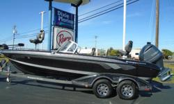 2014 Ranger 621FS, FREEDOM PACKAGE (ECLIPSE/CARBON/GREY GEL COAT) TOURING PACKAGE, POWERED BY YAMAHA F300XCA, LOWRANCE HDS 10 FLUSH @ CONSOLE(STRUCTURE SCAN), LOWRANCE HDS 8 FLUSH @ BOW, MINNKOTA TERROVA 101 I-PILOT (QUICK RELEASE BRACKET), COVER, FRONT