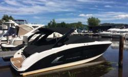 Looking for the perfect day boat loaded with options at a fraction of the cost of a new one.dont miss this 2014 32 Regal 3200 BR. Only 162 hours. All fresh water use. Twin Volvo 300 EVC Joystick control. Anchor windlass, battery