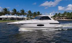 PRICE REDUCED another $10k to total $70k worth of reductions in 4 months!! Owner wants gone! ONLY 160 HOURS!! NEVER SLEPT IN - LIKE NEW CONDITION! TWIN VOLVO IPS 500 WITH JOYSTICK CONTROL DUAL GARMIN TOUCH SCREEN NAVIGATION DISPLAYS GARMIN RADAR,
