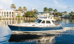 PRICE REDUCTION - NOW ASKING $879,000 Very clean, well priced 2014 48 Sabre easily viewed at Grove Isle Marina, Coconut Grove, Miami, Florida. Owner purchased the yacht just over a year ago and is moving abroad, so due to the change of plans, the owner