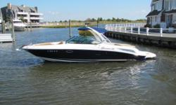 WOW, ALMOST BRAND NEW WITH UNDER 15 HOURS!!!! Owner is moving and the boat has to go! Why buy new when you can save $50K with this beauty!!! Wont last long Nominal Length: 30' Max Draft: 3.2' Drive Up: 1.9' Engine(s): Fuel Type: Other Engine Type: