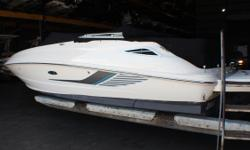 CERTIFIED USED BOAT **Two Year Warranty on Engine and Drive** Engine(s): Fuel Type: Gas Engine Type: Stern Drive - I/O Quantity: 1 Beam: 8 ft. 6 in.