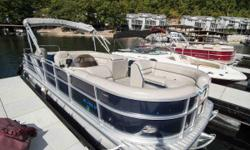 2014 South Bay 524 CRF Honda 150 This boat has been used in our rental fleet, passing the savings along to you. Very clean and in excellent shape, boat has been run through service and fully inspected. Nominal Length: 25' Length Overall: 25' Beam: 8