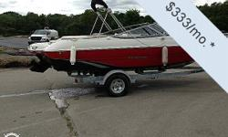 Actual Location: Newport, ME You can own this vessel for as little as $333 per month. Fill out the contact form to learn more!2014 Stingray 208LR 20ft boat. Only 16 hours on 220hp 6 cylinder Mercruiser engine.Boat comes with 2014 EZ-Load Trailer. Boat is