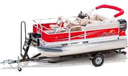 We family sized the fishing boat! The BASS BUGGY® 16 DLX takes some of the biggest features anglers want in a fishing boat and put them into a boat that's large enough to comfortably accommodate a crew of seven. It provides a bow casting deck with