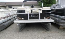 2014 Sweetwater SW1880, -Stereo-Mooring Cover-Table -Docking Lights Nominal Length: 18' Stock number: 14898