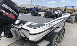 2014 Triton Boats 20 XS The 20XS is the choice for bass fishing's superstars nationwide. It is big enough to take on vast lakes and broad enough to fish two anglers in comfort up front. Features include: ? Lowrance HDS 12 at console ? Motorguide Digital