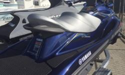 2014 Yamaha VX Deluxe (2) 2014 Yamaha VX Deluxe 3 seater Jet Ski One has about 35 hours, the other has about 45 Each has BRAND NEW Trailer Number one in sales. Number one in reliability. Number one in fuel economy. Number one in resale value. And now it's