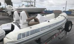 Alessandro Marchi Rigid Inflatable Boats (AMRIB) are the embodiment of world class creativity and technology. Conceived using original state-of-the-art Italian design, engineered with the technical support of Pro Ship s.r.l., AMRIB successfully combines