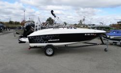 2015 Bayliner Element 16, - Stereo - Cover- Fish Finder - Ski Tow Mini- Wakeboard Nominal Length: 16' Stock number: 11490