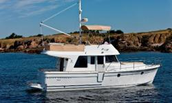 PRICE REDUCTION - $349,000    2015 Beneteau 34 Swift Trawler  2.5 Years of Warranty Left, Only 100 Hours, Like New Thousands under retail in BRAND NEW condition! Never burns more than 1 gallon per mile! 6.7 litre Cummins diesel - 425 HP.