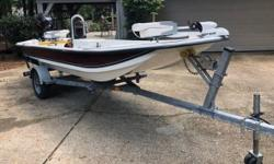 2015 Carolina Skiff J 16 CC 2015 Carolina Skiff J 16 CC model in great condition 16 feet in overall length Equipped with a 2015 30hp Suzuki 4-Stroke Tiller Handle Steer Currently with 80 hours on the motor! Has always been Shelter kept since owned