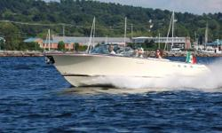 ***Comitti Venezia 28*** Notable Equipment: 12 Volt Refrigeration Windlass Anchor Bow Thruster CD radio + IPOD Connection Corsa Exhaust Diverter System Full Boat Cover Extended Swim Platform Fender Fittings Touch Screen (Comitti Navigator) with GPS Head