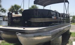 2012 Bentley 253 Party Cruise SE 2012 Tri-hull pontoon Bentley Encore 253 Party Cruise SE. Boat has been kept in fresh water in Montana for the last 4 years and in dry storage in tarpon springs since January when we moved here. It is flushed and detailed