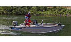 With Bear Trailer The Angler V167 series offers unique features not normally associated with economical, multi-species models. A lighted 45-inch livewell holds fish with room to spare. Slotted gunnels that accept the latest snap-on canvas, 8-foot lockable