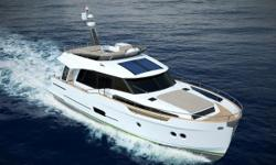 Greenline's Hybrid technology goes past the ability of 20 nautical miles of propulsion. It supplies and stores free, sustainable solar power to be used at any time. Greenline's are also very efficient under diesel power! This allows you to enjoy the same