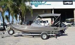 2015 Hanko's 17 Walk Through 2015 Mercury Optimax 75hp warranty through4/14/2019 MPP GOLD 2015 Single axle trailer This boat is built to take a life time of abuse. From heading to the camp on a cold morning or hitting the bay to chase trout this efficient