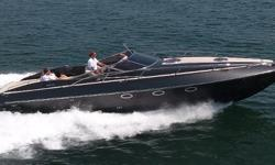 Born from one man's vision to produce the most complete luxury performance boats on the market. Hunton boasts a pedigree second to none: a racing heritage spanning more than three decades, with countless championship wins and a glittering trophy
