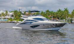 *ONLY 2015 AVAILABLE AND EASY TO SHOW OFF LAS OLAS BLVD.* FULL WARRANTIES ON BOAT UNTIL 2019! VOLVO IPS 600 POWER PLANT 23KW ONAN GENERATOR 46K BTU UP-GRADED A/C SYSTEM UNDERWATER LIGHTS HYDRAULIC SWIM PLATFORM GARMIN ELECTRONICS PACKAGE BACKUP CAMERAS,