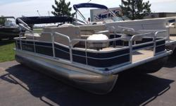 THIS USED BAT PACKAGE INCLUDES: 2015 Misty Harbor 1880 Explore 2015 EVINRUDE E40DSLAG E-TEC MOORING COVER, STEREO, STARTING BATTERY Now heres a sweet toon for you! Misty Harbors 1880 & 1680 Explorer series pontoons are built for boaters who want