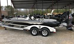 5 year full Yamaha New motor warranty, 8' Talons, Atlas Hydraulic Jack Plate, Brand new 36 Volt Fortrex. 2nd Owner, Trim Tabs, Non skid interior, New Tires. From the intense demands of competition to the crossover freedom of one all-out,