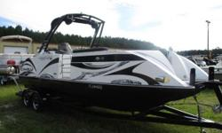 If you're looking for fun on the water with the sharpest looking boat around, you'll love this pre-owned 2015 Razor 247UR Packed with features, this deck boat is  perfect for anyone and everyone! Plus - It just looks so SNAZZY! Features