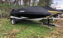 Here is the perfect addition to your summer fun fleet. Try and take this boat out for a run and not have a permanent smile on your face the entire time. This boat is in fantastic condition, give us a call it will not last long. Trades Considered. General