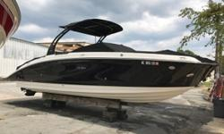 2015 Sea Ray 270 Sundeck 2015 Sea Ray 270 Sundeck model in great condition 27 feet in overall length Equipped with a Single MerCruiser IO Gas motor Currently with just under 53 hours on this single owner vessel This boat has been on a Rack storage at the