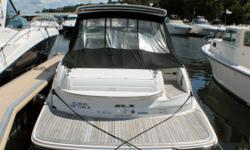 BROKERAGE BOAT - LOW HOURS - AXIUS JOYSTICK CONTROL - PRICED REDUCED Engine(s): Fuel Type: Gas Engine Type: Stern Drive - I/O Quantity: 2 Beam: 10 ft. 6 in.