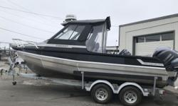 2015 Stabicraft 2100 Supercab Huge package! This 2015 Stabicraft 2100 SuperCab is priced to sell at a low $63,499. This package includes a F200XB Yamaha, T9.9LPB Yamaha, and a tandem axle EZ Loader trailer with load guides, brakes, and a fulton 2 speed.