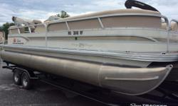 Big cedar lodge boat Water ready with small cosmetic issues on fencing. 115 CT mercury motor Has cover and 99 hours Nominal Length: 26.2' Length Overall: 26.2' Engine(s): Fuel Type: Other Engine Type: Outboard Fuel tank capacity: 32 Stock number: