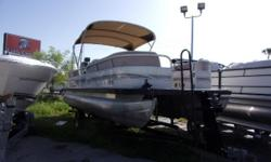 20015 Hull and trailer with a 2007 Mercury 60 Bigfoot.  Boat is in good condition.   Nominal Length: 26.2' Length Overall: 26.2' Engine(s): Fuel Type: Other Engine Type: Outboard Beam: 8 ft. 6 in. Fuel tank capacity: 32