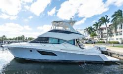 BRITTON is a 2015 50 Tiara Convertible with only 131 hours on her Volvo IPSII950 boasting 725hp each. She is a 1 owner boat and she shows and feels like new. Amazing opportunity to get into a basically new 50 Tiara with remaining warranty. (Major