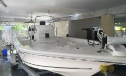 2014 Tidewater 2100 Bay Max CC Nice and clean boat On board charge 3 batteries 24V trolling motor Three live wells New hds 7 gen2 Leaning post Jack plat going in for service this week Low hours Unit is located in Bokeelia FL. Financing Nationwide Shipping