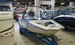 FULL FACTORY WARRANTY!!! New boat warranty with a used boat price. This surf/water/ski boat will not last long. Trades considered. CANVAS BIMINI TOP BOW COVER COCKPIT COVER DECK SKI TOW ELECTRICAL BALLAST SYSTEM (800 LBS) BATTERY (1) BATTERY SWITCH GPS