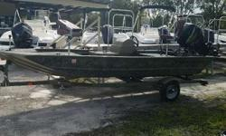 2015 Tracker 1648 MVX The GRIZZLY 1648 MVX Side Console boat, motor, and trailer package is one of the best values in the TRACKER lineup! And for 2015, it's better than ever. Now smoother-running with a drier ride thanks to the 7° deadrise, the rugged and