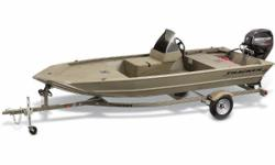 The boat is used, 20elpt 4 stroke mercury is new and the trailer is new. Call for more info. 610-929-9444     The GRIZZLY 1648 MVX Side Console boat, motor, and trailer package is one of the best values in the TRACKER lineup! And for 2015, it's