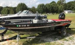 Bimini Top, Lowrance X3, PowerDrive TM, Anchors w/Electric Anchor winch. Nominal Length: 16.1' Length Overall: 16' Beam: 48 ft. 0 in.