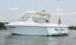 FOR QUESTIONS CONTACT: TODD 302-377-9702 or tpote@verizon.net 1987 Trojan 10 Meter Mid Cabin Express (Completely Refit!) We have owned this boat for the last 13 years. With her 13ft beam, she offers an amazing amount of room in a 33ft boat. She recently