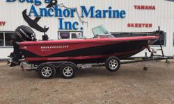 2015 Warrior V21-21 DC Mercury 300XXL Verado (235 hours/ warranty until 3/2018)  Mercury 9.9 ELPT ProKicker FourStroke (warranty until 3/2018) w/Troll Master 2015 Custom EZLoader tandem axle w/ brakes. trailer ladder, spare tire Minnkota 112#/US2/36V